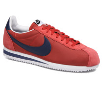 Classic Cortez Nylon Sneaker in rot