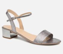 VIO Sandalen in silber