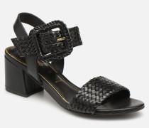 48319 Sandalen in schwarz