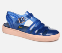Crystal 10 Sandalen in blau