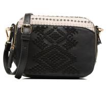 Jaspar Lila Crossbody Handtasche in schwarz