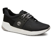 Kiri New Lace Oxford Sneaker in schwarz