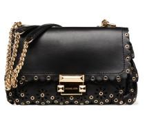 Sloan SM Chain Shoulder Handtasche in schwarz