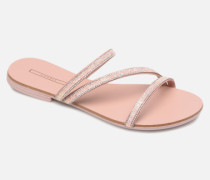 Nil slide Clogs & Pantoletten in rosa
