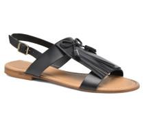 Lupatte Sandalen in schwarz