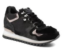 Popla Sneaker in schwarz
