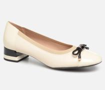 D CHLOO MID C D849XC Ballerinas in beige