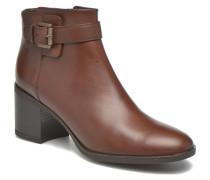 D GLYNNA B D643CB Stiefeletten & Boots in braun