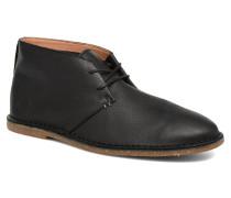 Baltimore Mid Stiefeletten & Boots in schwarz