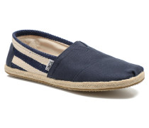 University Classics Espadrilles in blau