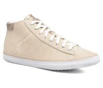 Riata Bootie Sneaker in beige