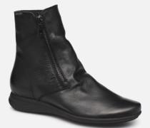 Nessia Stiefeletten & Boots in schwarz