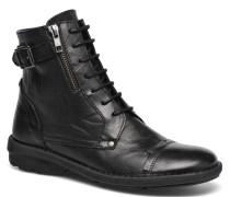 Medina 6402 Stiefeletten & Boots in schwarz
