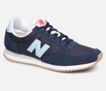 U220 W Sneaker in blau
