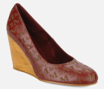 Ponoma Pumps in weinrot