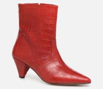 Trimetal Stiefeletten & Boots in rot