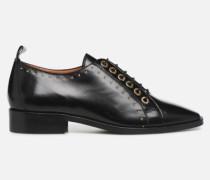 Retro Dandy Chaussures à Lacet #1 Schnürschuhe in schwarz