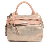 Ava Bowling bag Handtasche in goldinbronze