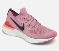 W Epic React Flyknit 2 Sportschuhe in rosa