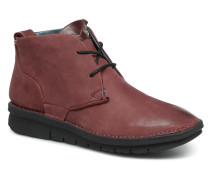 Polacco Stiefeletten & Boots in rot