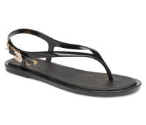 MOURETA Sandalen in schwarz