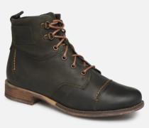 Sienna 17 Stiefeletten & Boots in grün