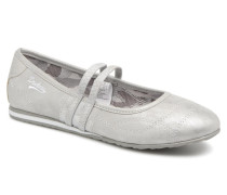 Larah Ballerinas in grau