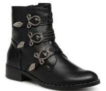 TE3317 Stiefeletten & Boots in schwarz