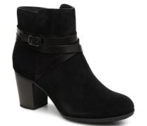 Enfield Coco Stiefeletten & Boots in schwarz