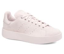 Stan Smith Bold W Sneaker in rosa