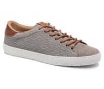 Deportivo Serraje Grabado Sneaker in grau