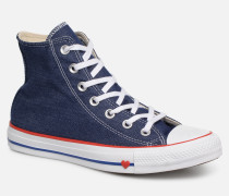 Chuck Taylor All Star Sucker for Love Hi Sneaker in blau