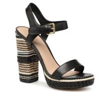 HUGLAG 97 Sandalen in schwarz