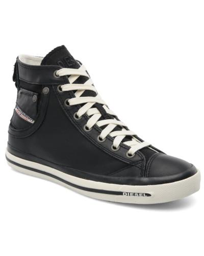 Diesel Damen Exposure IV W Sneaker in schwarz Spielraum Mit Paypal Preiswert t69M3tYFE