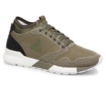 Omicron Tech Modern Sneaker in grün