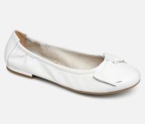 Lorel Ballerinas in weiß