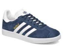 Gazelle W Sneaker in blau