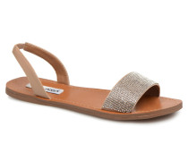 Rock Sandal Sandalen in silber