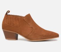 Soft Folk Boots #2 Stiefeletten & in braun