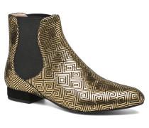 Aterix Stiefeletten & Boots in goldinbronze