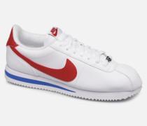 Cortez Basic Sneaker in weiß