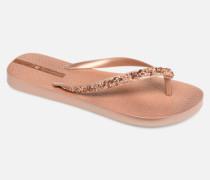 Glam Special Zehensandalen in rosa