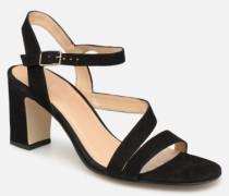 VEDHI Sandalen in schwarz