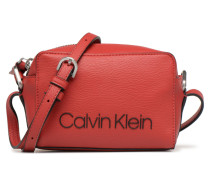 POP TOUCH SMALL CROSSBODY Handtasche in rot