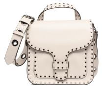 MIDNIGHTER TOP HANDLE FEED Handtasche in grau