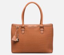LAURENBRYAN M Handtasche in braun