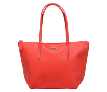 S SHOPPING BAG Handtasche in rot