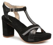 Pila Sandalen in schwarz