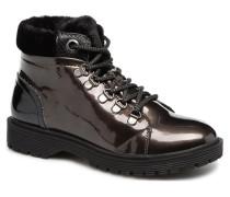 Rock Mid Stiefeletten & Boots in schwarz