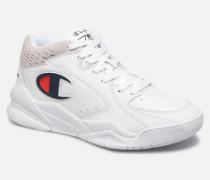 Zone Mid M Sneaker in weiß